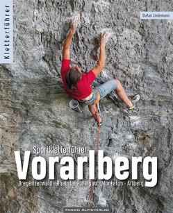 Sportkletterführer Vorarlberg von Lindemann,  Stefan