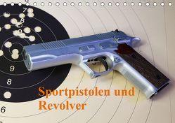 Sportpistolen und Revolver (Tischkalender 2019 DIN A5 quer) von Kiesewetter,  Michael, M. Kiesewetter,  Foto