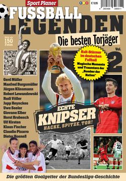 Sportplaner Fussball Legenden Vol. 2 von Buss,  Oliver