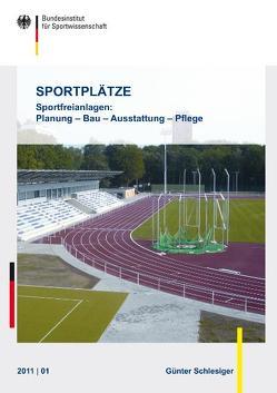 Sportplätze von Schlesiger,  Günther