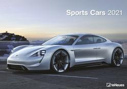 Sports Cars 2021 – Foto-Kalender – Wand-Kalender – 42×29,7 – Autos