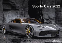 Sports Cars 2022 – Foto-Kalender – Wand-Kalender – 42×29,7 – Autos