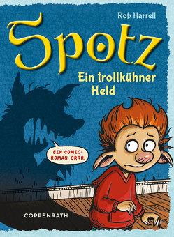 Spotz (Band 2) von Harrell,  Rob