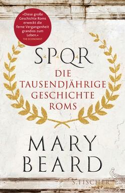 SPQR von Beard,  Mary, Bischoff,  Ulrike