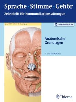 Sprache – Stimme – Gehör – Anatomische Grundlagen