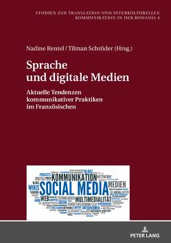 Sprache und digitale Medien von Rentel,  Nadine, Schröder,  Tilman