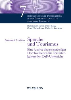 Sprache und Tourismus von Meiwes,  Emmanuela E.