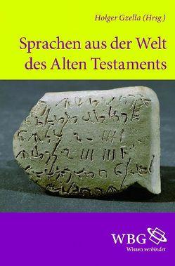 Sprachen aus der Welt des Alten Testaments von Gzella,  Holger