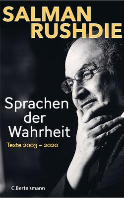 Sprachen der Wahrheit von Herting,  Sabine, Robben,  Bernhard, Rushdie,  Salman