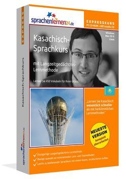 Sprachenlernen24.de Kasachisch-Express-Sprachkurs von Gollub,  Udo