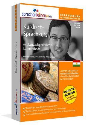 Sprachenlernen24.de Kurdisch (Kurmandschi)-Express-Sprachkurs von Gollub,  Udo