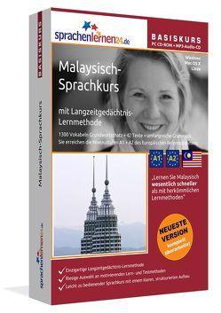 Sprachenlernen24.de Malaysisch-Basis-Sprachkurs von Gollub,  Udo