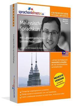 Sprachenlernen24.de Malaysisch-Express-Sprachkurs von Gollub,  Udo