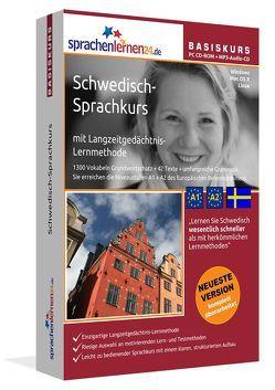 Sprachenlernen24.de Schwedisch-Basis-Sprachkurs von Gollub,  Udo