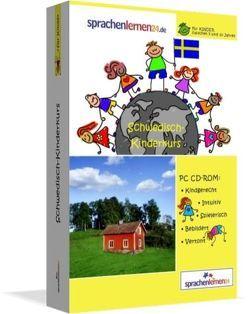 Sprachenlernen24.de Schwedisch-Kindersprachkurs von Gollub,  Udo