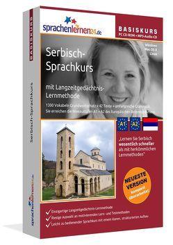 Sprachenlernen24.de Serbisch-Basis-Sprachkurs von Gollub,  Udo
