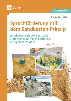 Sprachförderung mit dem Sandkastenprinzip von Gangkofer,  Ulrike