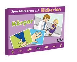 Sprachförderung mit Bildkarten Körper von Kröger,  Henriette, Stedeler-Gabriel,  Christiane, Thoenes,  Sonja