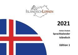 Sprachkalender Isländisch 2019 von Drabek,  Stefan