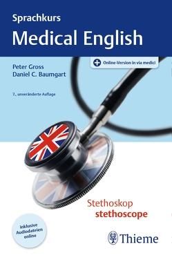 Sprachkurs Medical English von Baumgart,  Daniel C., Gross,  Peter