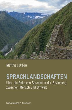Sprachlandschaften von Urban,  Matthias