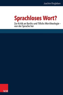 Sprachloses Wort? von Ringleben,  Joachim