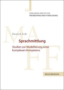 Sprachmittlung von Kolb,  Elisabeth