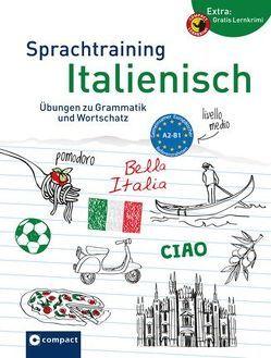 Sprachtraining Italienisch (Niveau A2 – B1) von Tomini,  Giulia
