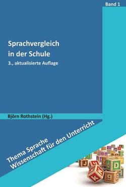 Sprachvergleich in der Schule von Rothstein,  Björn