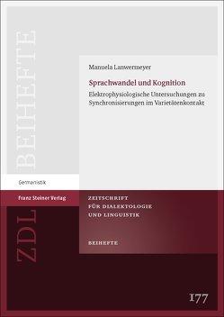Sprachwandel und Kognition von Lanwermeyer,  Manuela