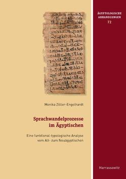 Sprachwandelprozesse im Ägyptischen von Zöller-Engelhardt,  Monika