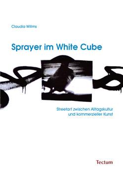 Sprayer im White Cube von Willms,  Claudia