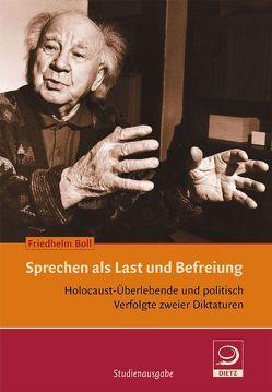 Sprechen als Last und Befreiung von Boll,  Friedhelm