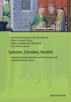 Sprechen, Schreiben, Handeln von Bostelmann,  Annika, Brandt,  Doreen, Braun,  Hellmut, Skottki,  Kristin
