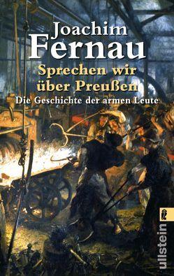 Sprechen wir über Preussen von Fernau,  Joachim