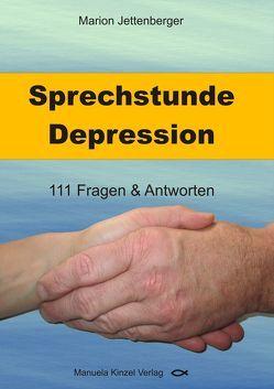 Sprechstunde Depression von Jettenberger,  Marion