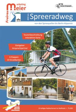 Spree-Radweg Von der Spreequelle bis Berlin