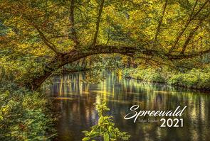 Kalender Spreewald 2021 von Becker,  Peter