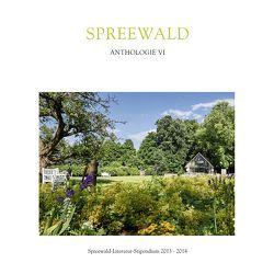 Spreewald Anthologie VI von Baláka,  Bettina, Cailloux,  Bernd, Hettche,  Thomas, Popp,  Steffen, Stern,  Sebastian