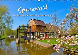 Spreewald – Malerische Kulturlandschaft in Brandenburg (Wandkalender 2019 DIN A2 quer) von LianeM