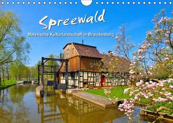 Spreewald – Malerische Kulturlandschaft in Brandenburg (Wandkalender 2019 DIN A4 quer) von LianeM