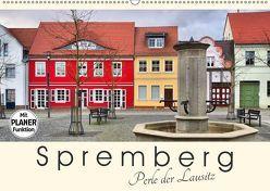 Spremberg – Perle der Lausitz (Wandkalender 2019 DIN A2 quer) von LianeM