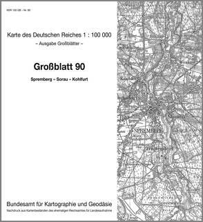 Spremberg – Sorau – Kohlfurt