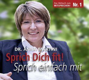 Sprich Dich fit! von Martini,  Anna