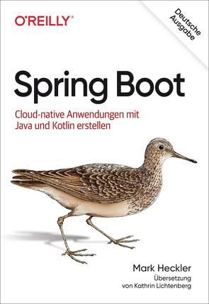Spring Boot von Heckler,  Mark, Lichtenberg,  Kathrin