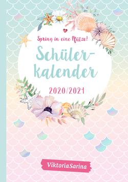 Spring in eine Pfütze! Schülerkalender 2020/2021
