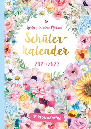 Spring in eine Pfütze! Schülerkalender 2021/2022