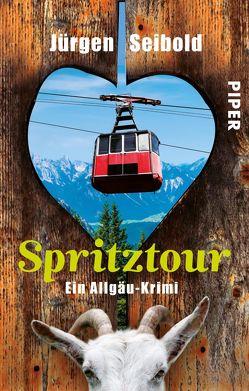 Spritztour von Seibold,  Jürgen