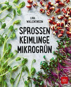 Sprossen, Keimlinge, Mikrogrün von Wallentinson,  Lina