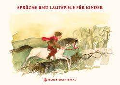 Sprüche und Lautspiele für Kinder von Slezak-Schindler,  Christa